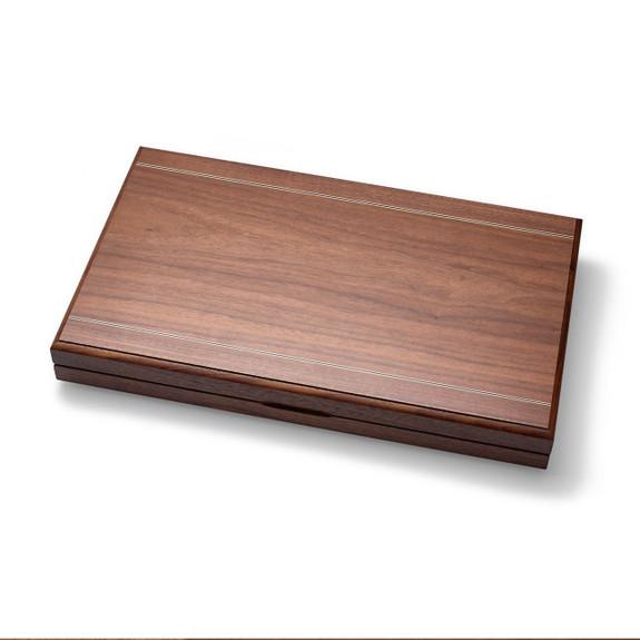 Inlaid Deluxe Backgammon Set