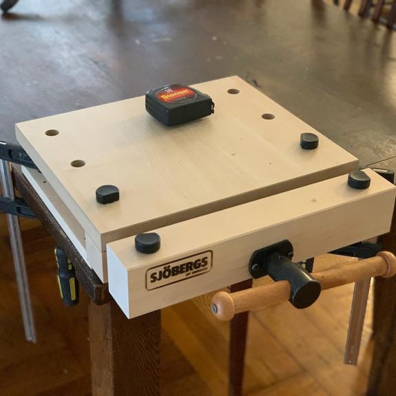 Smart-Vise Mobile Work Station