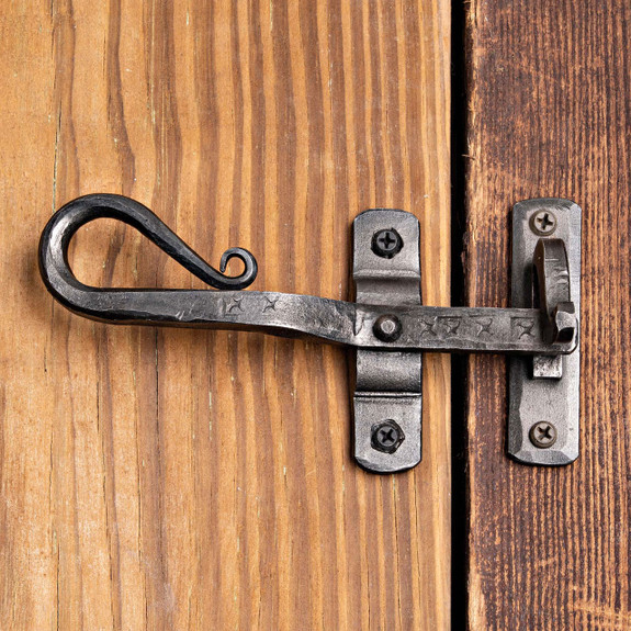 Wrought Iron Gate Latches