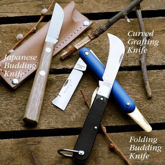 Japanese Budding Knife & Sheath Set