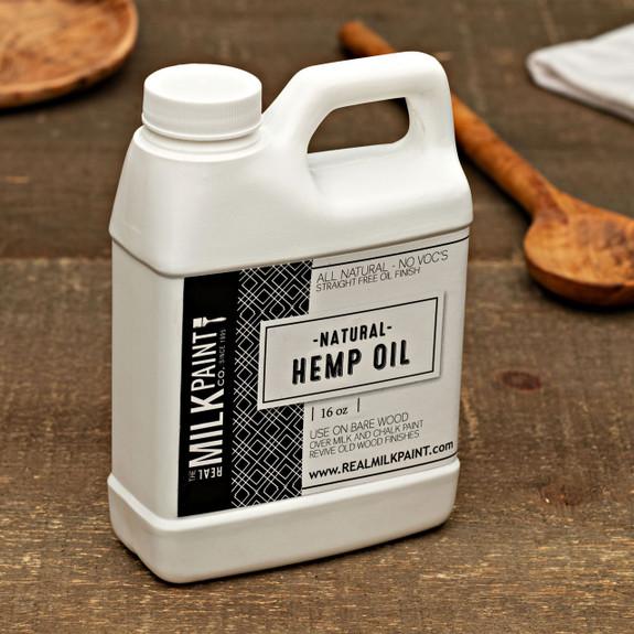 Real Milk Paint Co. Hemp Oil Finish