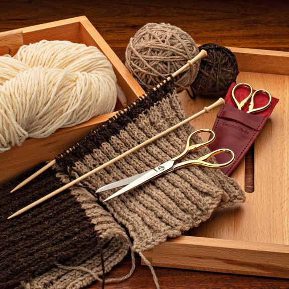 Natural Sheep's Wool Yarn