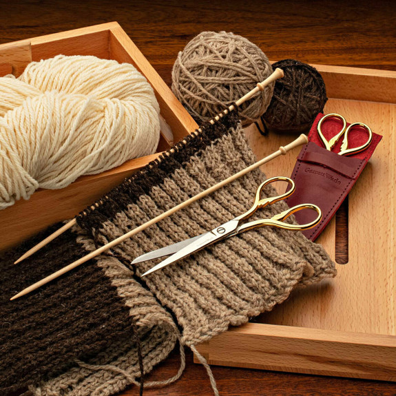 Natural Wool - Brown Walnut