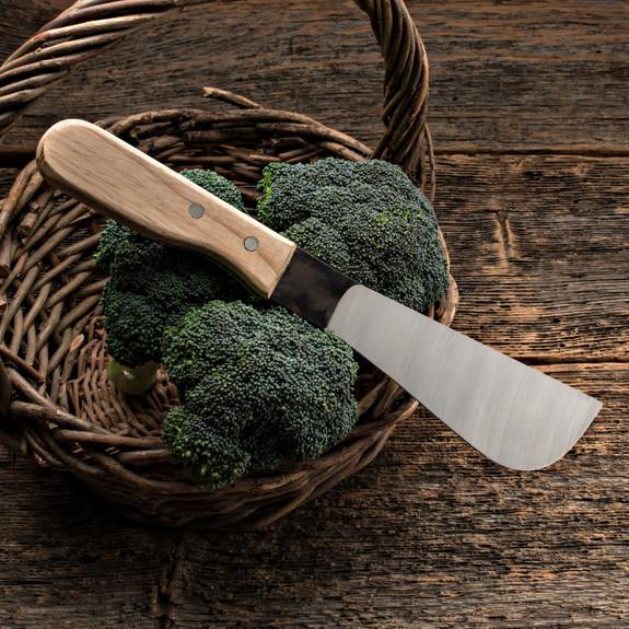 Broccoli Knife with Sheath