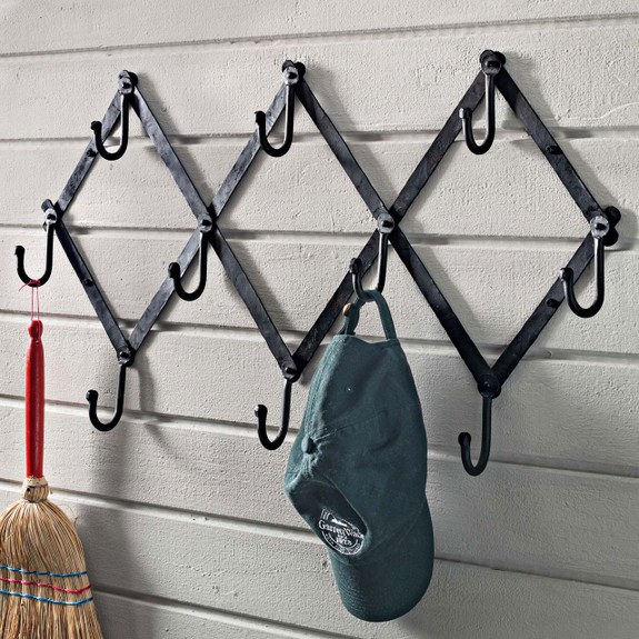 Forged Iron Folding Hanger