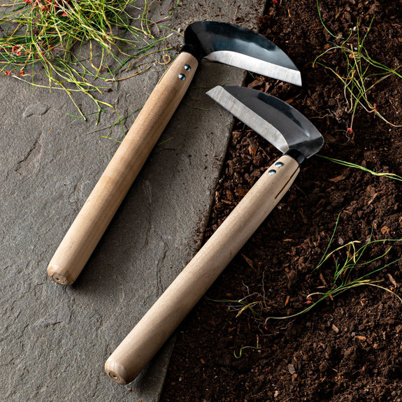 Short Professional Sickle Both Left and Right Handed