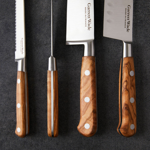 Cooks Knife 20 cm Olivewood