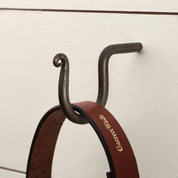 Forged Iron Screw-In U-Hook