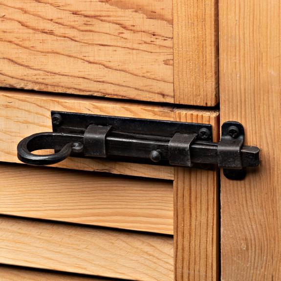 Small Sliding Door Latch
