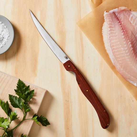 Extra Long Folding Fillet Knife