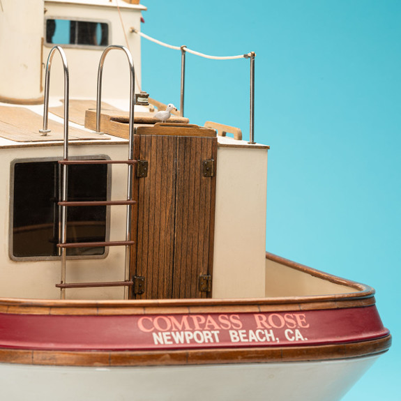 Lord Nelson Victory Tug Boat Kit