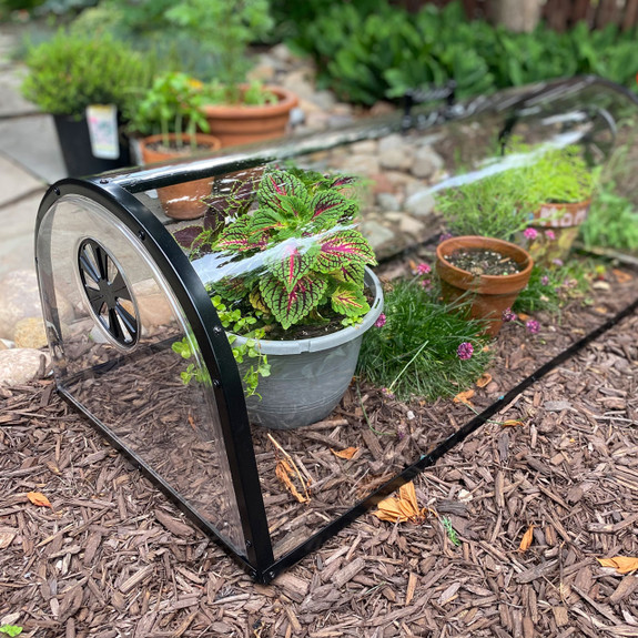 Vented Garden Grow Frame
