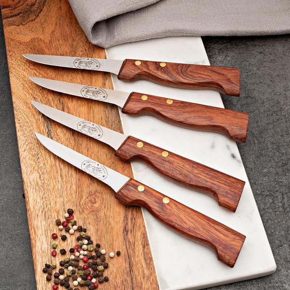 Vintage French Steak Knife (Set of 4)