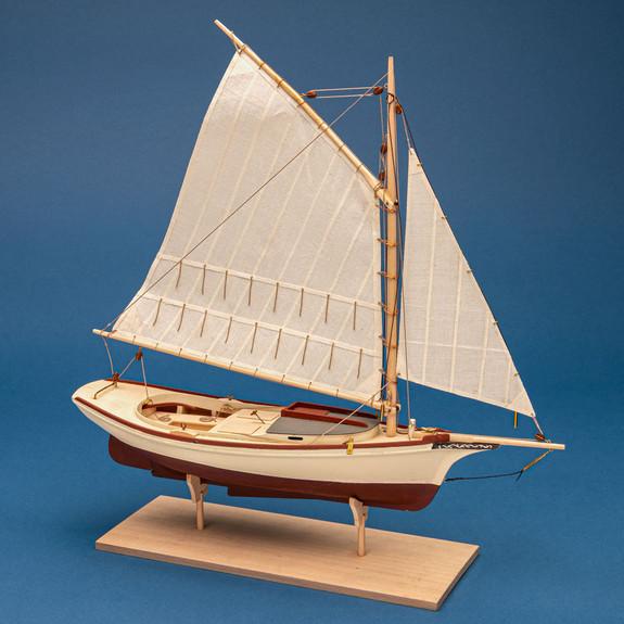 Model Boat Kit: Muscongus Bay Lobster Smack