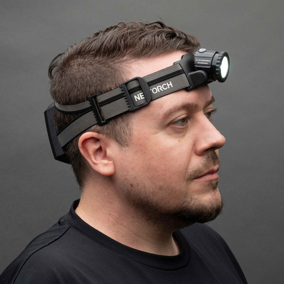 600 Lumen, Use Everywhere Focusing Headlamp