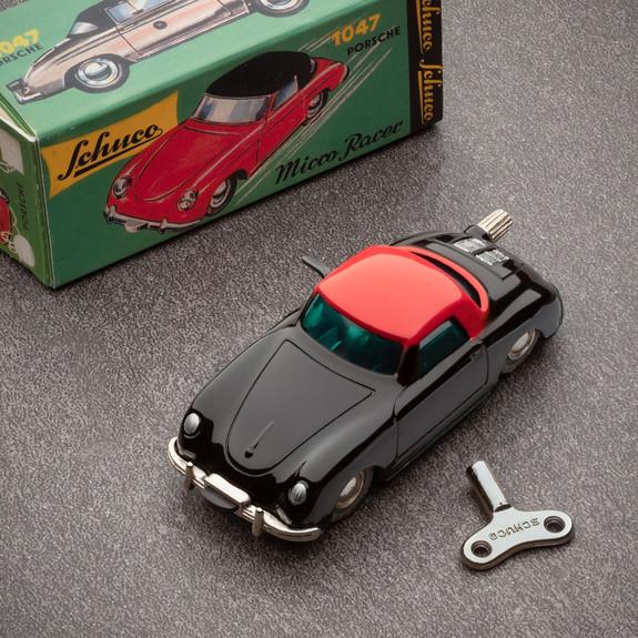 Vintage Schuco Micro Racer Porsche 356