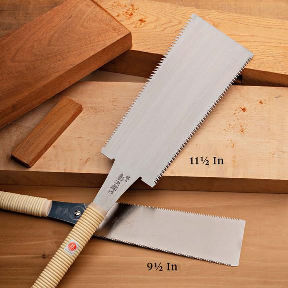 "11.5"" Ryoba Crosscut/Rip Saw"