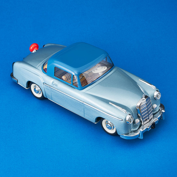 Rollfix Mercedes Coupe 1/18