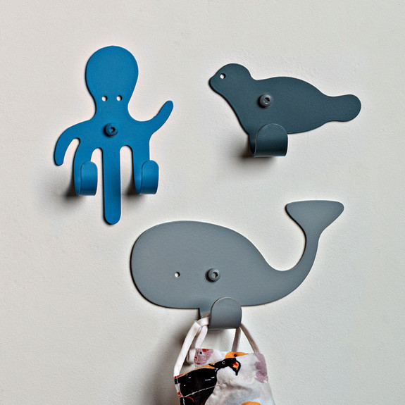 Whimsical Animal Hooks