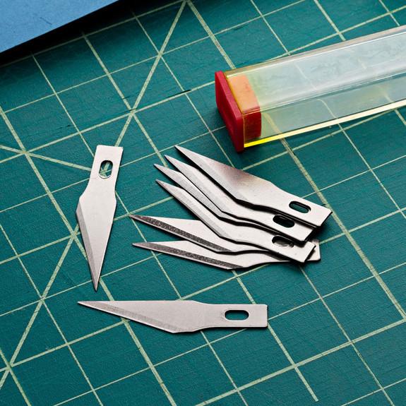 Elegant Craft Knife and Blade