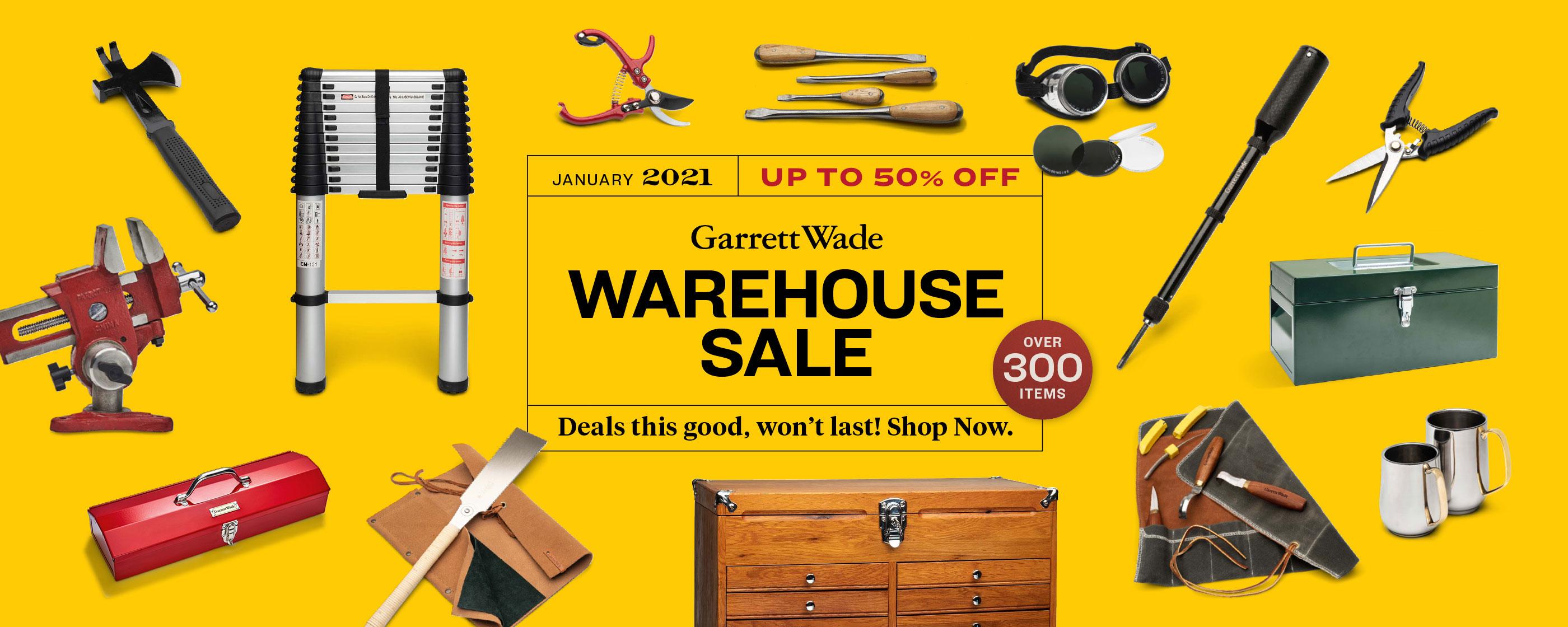 """Warehouse"