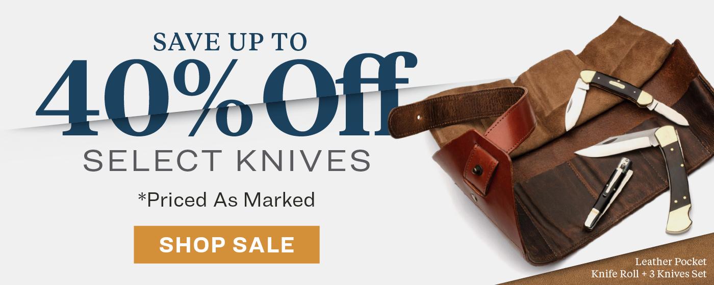 Knife Sale
