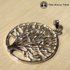 """""""The Tree of Life"""" Silver Statement Pendant"""