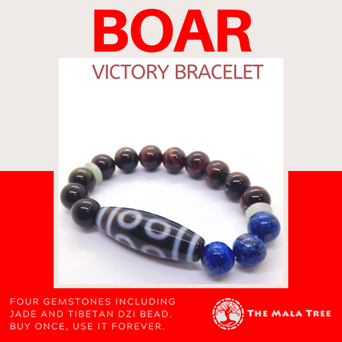 BOAR  VICTORY Bracelet