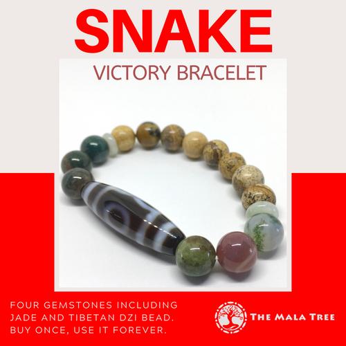 SNAKE VICTORY Bracelet