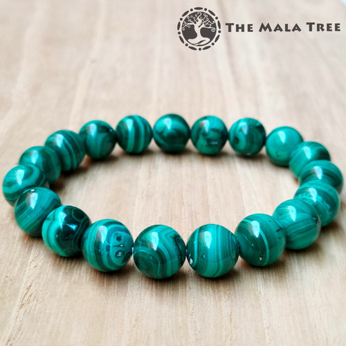 MALACHITE (High Grade) Bracelet