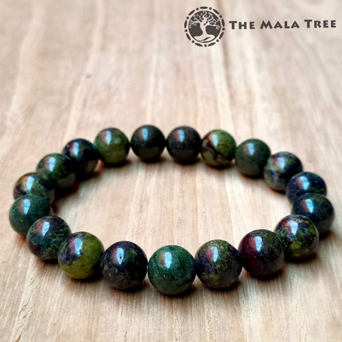 DRAGON STONE (DRAGON BLOOD JASPER) Bracelet