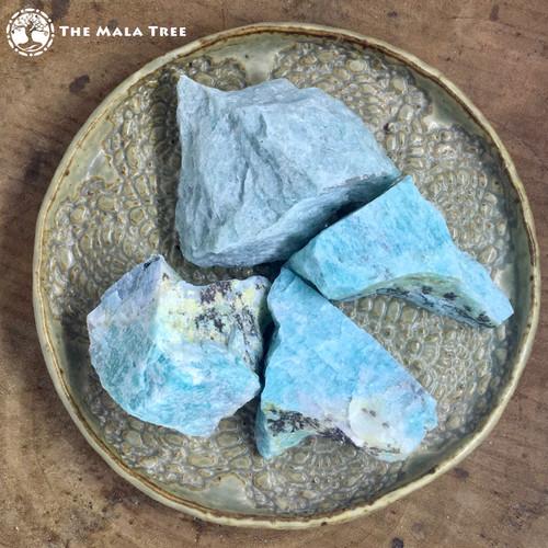 AMAZONITE Raw Stone