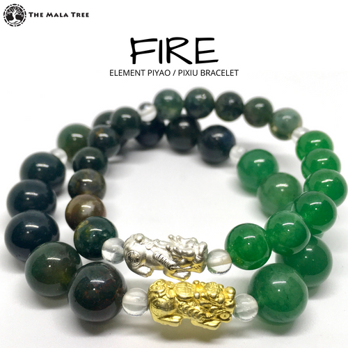 FIRE ELEMENT Piyao / Pixiu Bracelet