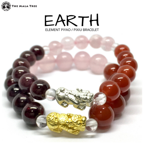 EARTH ELEMENT Piyao / Pixiu Bracelet