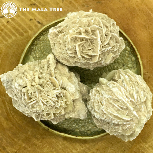DESERT ROSE SELENITE Raw Stone