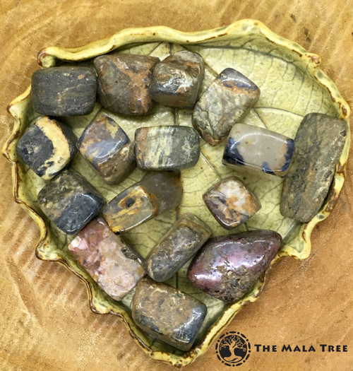 PIETERSITE Tumbled Stone