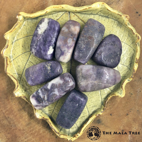 CHAROITE Tumbled Stone