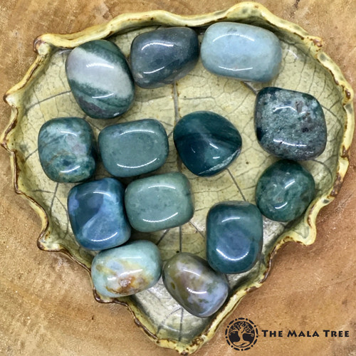 FANCY JASPER Tumbled Stone