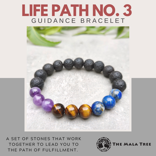LIFE PATH NO. 3 Guidance Bracelet