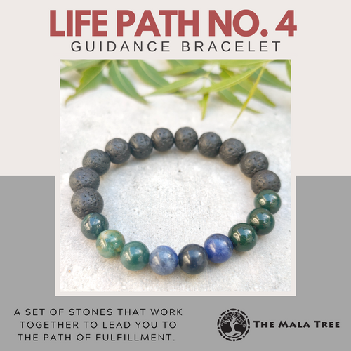 LIFE PATH NO. 4 Guidance Bracelet