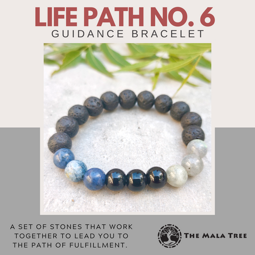 LIFE PATH NO. 6 Guidance Bracelet