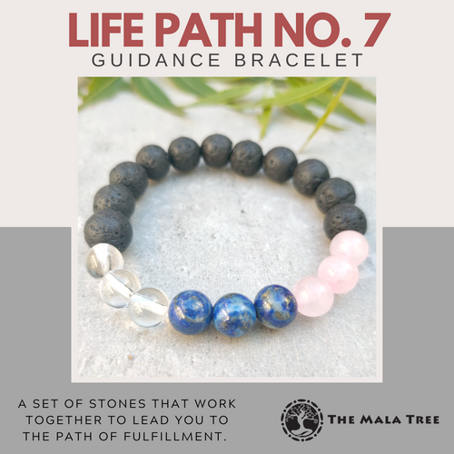 LIFE PATH NO. 7 Guidance Bracelet