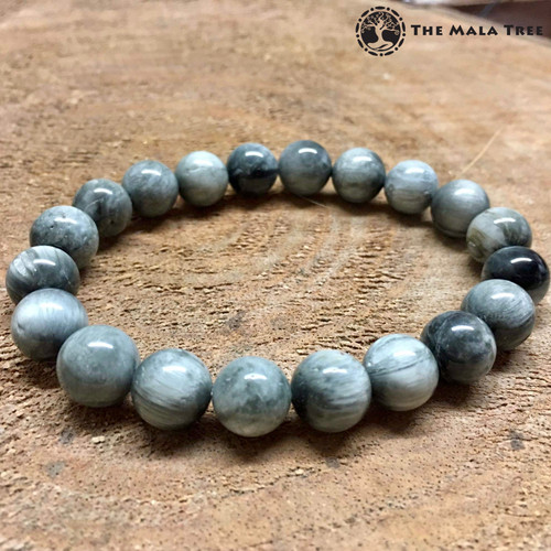 HAWK'S EYE Gemstone Bracelet