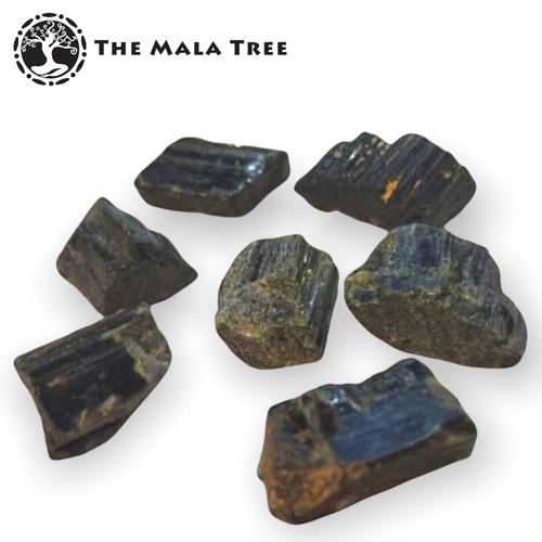 BLACK TOURMALINE Raw Stone