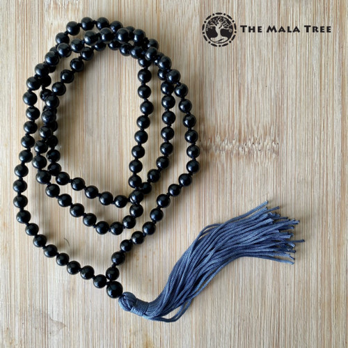 JET Classic 108 Mala Necklace