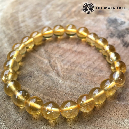 CITRINE (High Quality) Bracelet