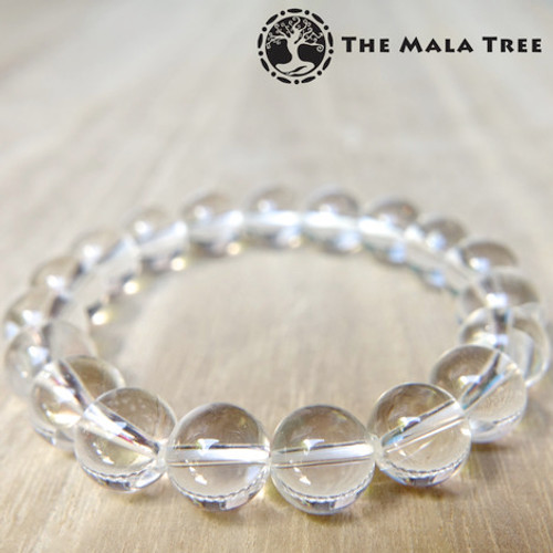 CLEAR QUARTZ (High Quality) Bracelet