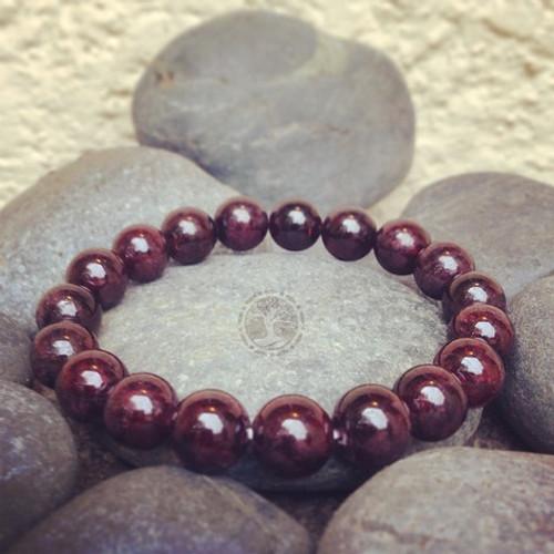 GARNET (Red Garnet/Almandine) Bracelet