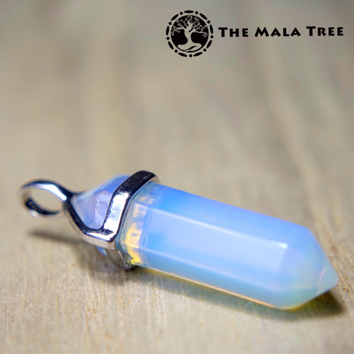 OPALITE Double Terminated Pendant