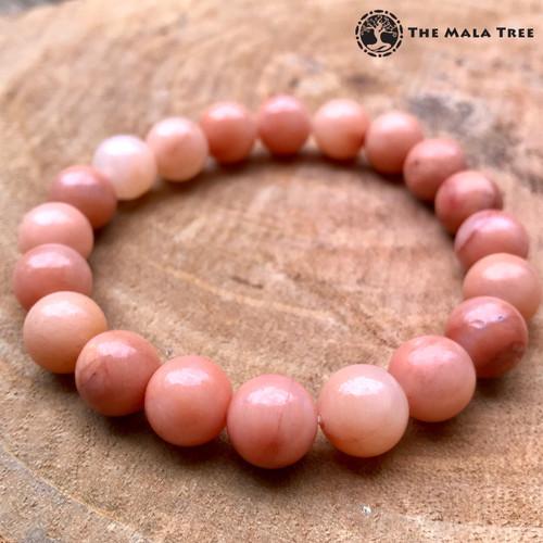 PINK CARNELIAN Bracelet
